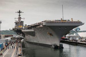 Không tin tưởng USS Gerald R.Ford, Mỹ đại tu một loạt tàu sân bay cũ