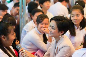 Hoa hậu H'Hen Niê làm đại sứ toàn cầu về giáo dục