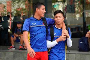HLV Park Hang-seo xáo trộn đội hình Olympic Việt Nam thế nào trước Nepal?
