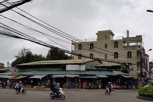 Chợ Phan Chu Trinh - Đà Lạt khi nào di dời?