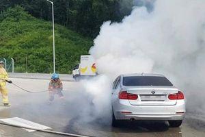 Hàn Quốc cấm lưu thông xe BMW vì nguy cơ cháy nổ
