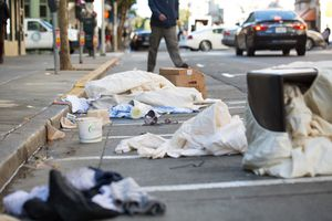 Vì đâu San Francisco phải lập 'đội tuần tra phân người'?