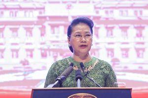 Đối ngoại Quốc hội góp phần nâng cao vị thế Việt Nam trên trường quốc tế