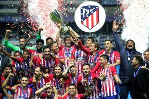 Đè bẹp Real, Atletico giành Siêu cup châu Âu