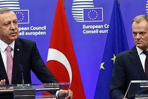 Thổ Nhĩ Kỳ 'hắt hơi,' châu Âu... 'sổ mũi'