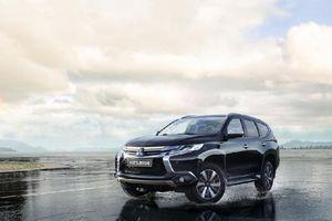 Mitsubishi Pajero Sport bổ sung bản dầu máy,quyết đấu Toyota Fortuner tại Việt Nam