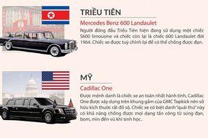 Khám phá 10 siêu xe đặc dành riêng cho nguyên thủ quốc gia