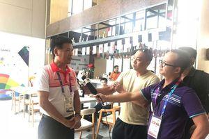 Trưởng đoàn Trần Đức Phấn lên tiếng về chuyện sân tập của U23 Việt Nam