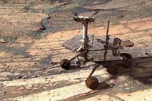 NASA mất liên lạc với 'siêu xe' thám hiểm sao Hỏa