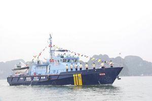 Khám phá tàu HQ 11-91-66 của lực lượng chống buôn lậu Hải quan