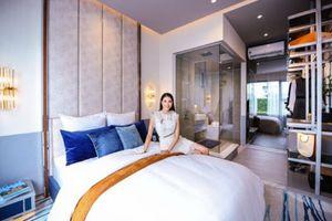 Sau 3 năm đăng quang Hoa hậu Hoàn vũ Việt Nam, Phạm Hương đã lần lượt sở hữu 4 căn nhà đẹp