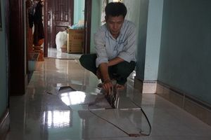 Thi công cầu vượt hơn 200 tỷ đồng, hàng chục hộ dân ở Thanh Hóa bị ảnh hưởng