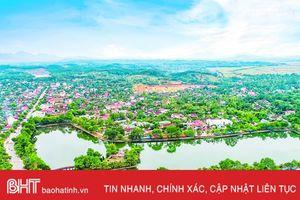 Đầu tư 26,996 triệu Euro cải thiện hạ tầng đô thị Hương Khê