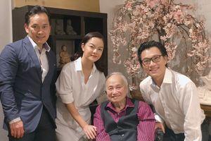 Nhạc sĩ Lam Phương vẫn nuôi hy vọng ngày trở về Việt Nam dù sức khỏe rất yếu