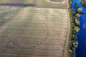 Nắng nóng giúp phát hiện các di tích cổ tại Anh