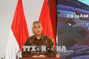 Kỷ niệm lần thứ 73 năm Ngày Độc lập Cộng hòa Indonesia