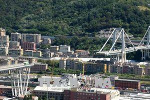 Giá trị cổ phiếu của tập đoàn Atlantia giảm mạnh sau vụ sập cầu cạn tại Italy