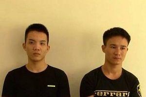 Hà Nội: Triệt phá ổ nhóm có tiền án, tiền sự rủ nhau đi trộm cắp