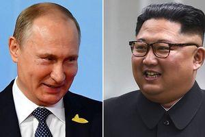 Tổng thống Nga Putin muốn gặp ông Kim Jong-un