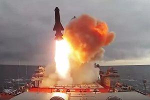 Nga triển khai thêm tàu tên lửa trực chiến ở bờ biển Syria