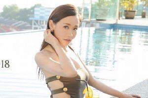 Hoa hậu Hong Kong Dương Tử Kỳ lên tiếng về tin đồn lộ ảnh khỏa thân