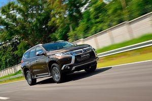 Mitsubishi Pajero Sport thêm lựa chọn với bản máy dầu, rẻ hơn 32 triệu so với Toyota Fortuner