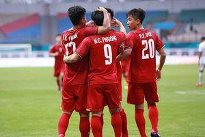 Olympic Việt Nam – Nepal: Trận cầu quyết định
