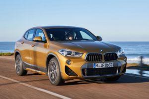 Lô BMW nhập khẩu đầu tiên trong năm 2018 đã cập cảng