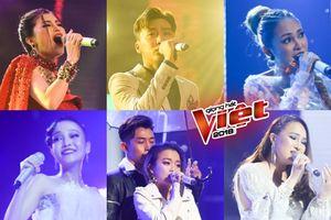 Đội hình vào Liveshow 2 của đội Noo Phước Thịnh - Tóc Tiên: 100% thí sinh 4 chọn