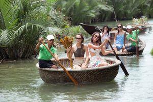 Hoa hậu Đại sứ du lịch thế giới 2018 quảng bá du lịch Việt Nam