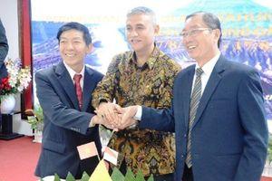 TP. Hồ Chí Minh kỷ niệm 73 năm Quốc khánh Indonesia