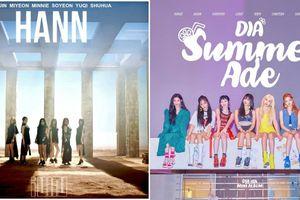 360 độ Kpop 15/8: DIA có chiếc cúp đầu tiên, (G)I-DLE tung MV comeback