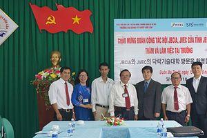 Việt – Hàn: Giao lưu định hướng hợp tác đào tạo