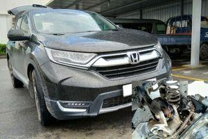 'Rỉ sét' trên Honda CR-V, Civic giống nhau và sẽ không có phương án triệu hồi