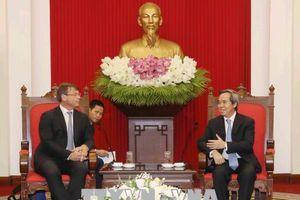 Việt Nam mong muốn được hợp tác ứng phó với biến đổi khí hậu