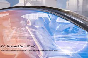 Công nghệ này sẽ giúp lái xe có sự riêng tư nhất khi phải nghe điện thoại
