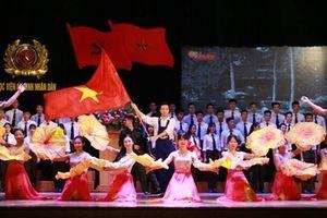Học viện ANND 'Vinh quang Công an nhân dân Việt Nam'