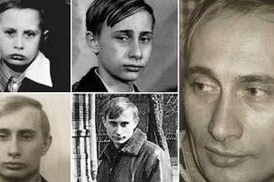 Tiết lộ về thời niên thiếu của Tổng thống Nga Putin