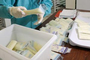 TP.HCM sẽ có ngân hàng sữa mẹ đạt chuẩn quốc tế