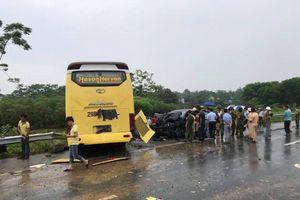 Thông tin mới về vụ tai nạn thảm khốc trên cao tốc Nội Bài – Lào Cai