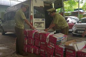 Nhập lậu hạt dưa đã tách vỏ từ Trung Quốc về làm bánh trung thu