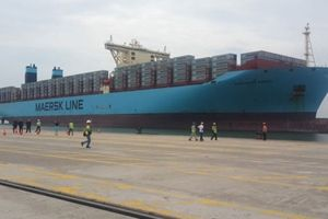 Đầu tư 1.161 tỷ đồng nâng cấp luồng Cái Mép – Thị Vải đón được tàu 160.000 DWT