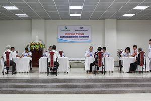 Bệnh viện Lão khoa trung ương khám sàng lọc sức khỏe miễn phí cho người cao tuổi