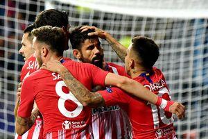 Trút mưa bàn thắng, Atletico nhấn chìm Real trong trận tranh Siêu cúp châu Âu