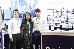 Synology giới thiệu giải pháp IP camera tại Secutech Vietnam 2018