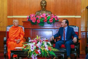 Vun đắp tình hữu nghị đặc biệt Việt Nam - Lào