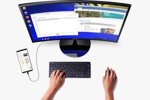 Samsung Dex viết lại câu chuyện của Microsoft, Palm