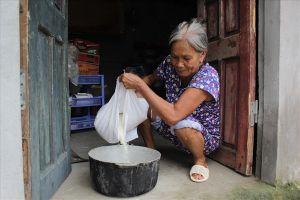 Sau ngập lụt dài ngày, dân Chương Mỹ đối mặt 'đói gạo' 3 tháng
