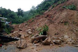 Sạt lở tại huyện biên giới Thanh Hóa, một người tử vong