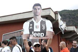 Một cuộc sống tươi đẹp đang đến với Ronaldo tại Italia